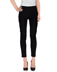 Compagnia Italiana Trousers Casual Trousers Women Black