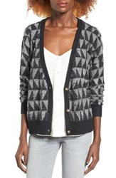 Roxy Women's Suns In Our Mind Geometric Cardigan