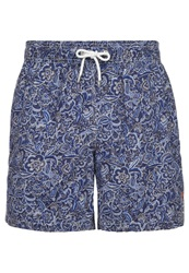 Hackett Swimming Shorts Blau Blue