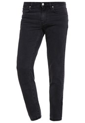 Won Hundred Shady Slim Fit Jeans Charcoal Grey Denim