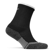 Nike Tennis Elite Crew Dri Fit Socks Black