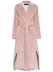 Roland Mouret Marvin Cotton Trench Coat White