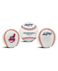 Rawlings Sports Accessories Rawlings Cleveland Indians Original Team Logo Baseball