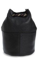 Rebecca Minkoff Climbing Rope Leather Backpack
