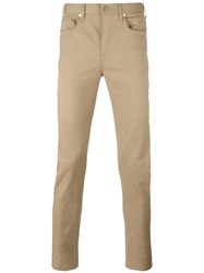 Paul Smith Ps By Slim Fit Jeans Nude Neutrals