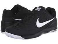 Nike Zoom Cage 2 Black White 1 Men's Tennis Shoes