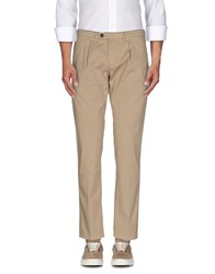Department 5 Trousers Casual Trousers Men Sand