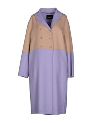 Max And Co. Coats And Jackets Coats Women Lilac