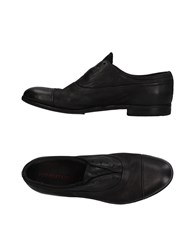 Premiata Loafers Black