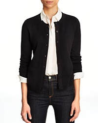 C By Bloomingdale's Crewneck Cashmere Cardigan