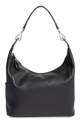 Longchamp 'Le Foulonne' Leather Hobo Bag