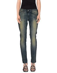Levi's Red Tab Denim Denim Trousers Women Blue