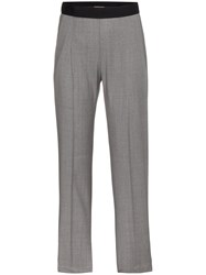 Alyx High Waist Trousers Grey