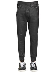 Dsquared Coated Cotton Jogging Pants