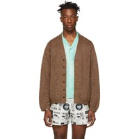 Goodfight Brown Fats Tuesday Cardigan