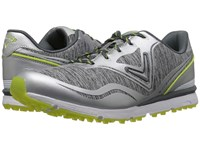 Callaway Solaire Grey Green Golf Shoes White
