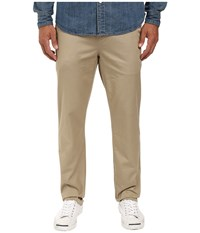 Billabong Carter Stretch Chino Light Khaki Men's Casual Pants