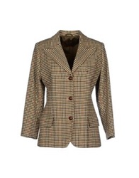 Henry Cotton's Blazers Military Green