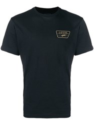 Vans Graphicround T Shirt Black