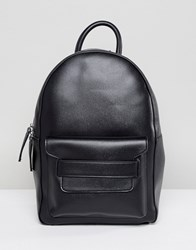 Melie Bianco Vegan Back Pack Black
