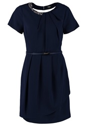Oasis Paloma Cocktail Dress Party Dress Imperial Blue