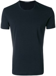 La Perla Lp Skin Crew Neck T Shirt Black