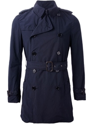 Aspesi Belted Trench Coat