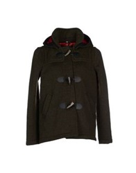 Montgomery Coats Grey