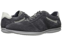Bacco Bucci Ambers Grey Men's Lace Up Casual Shoes Gray