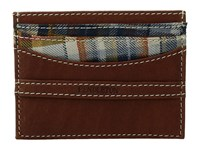 Pendleton Modern Wallet Hudson Plaid Wallet Handbags Brown