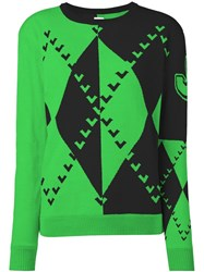 Opening Ceremony Crew Jumper Green