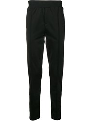 Plein Sport Slim Fit Track Pants Black