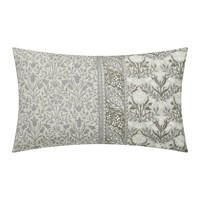 Morris And Co Wandle Cushion Grey 30X50cm