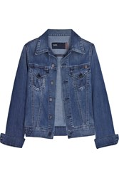 Notify Jeans Coquelicot Stretch Denim Jacket