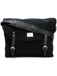 Sandqvist 'Erik' Messenger Bag Black