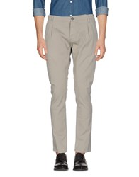 Individual Casual Pants Light Grey