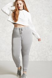 Forever 21 Plus Size Faded Sweatpants