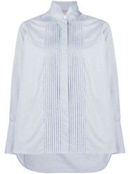 Mrz Front Pleated Shirt 60