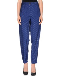 Tommy Hilfiger Denim Trousers Casual Trousers Women Blue