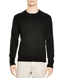 The Men's Store At Bloomingdale's Crewneck Cashmere Sweater Black