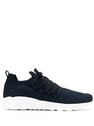 Ecoalf Knitted Sneakers Blue