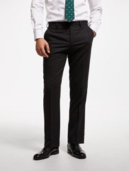John Lewis Seasonless Tailored Suit Trousers Charcoal