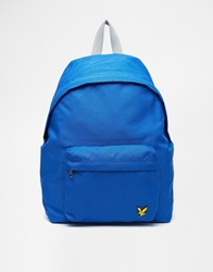 Lyle And Scott Backpack Blue