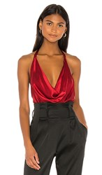 Cami Nyc The Jackie In Red. Garnet