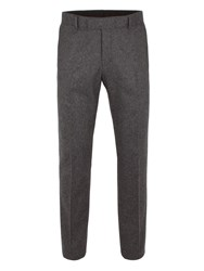 Alexandre Of England Westcroft Donegal Trouser Grey