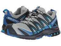 Salomon Xa Pro 3D Quarry Nautical Blue Hawaiian Ocean Men's Shoes Gray