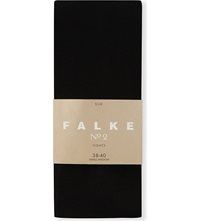 Falke Silk No.2 Tights 3009 Black