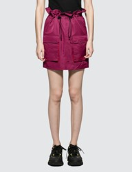 Heron Preston Elastic Cargo Skirt