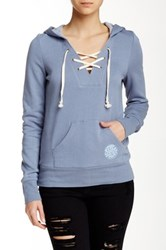 Rip Curl Simply Surf Pullover Hoodie Blue