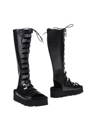 Fornarina Footwear Boots Women Black